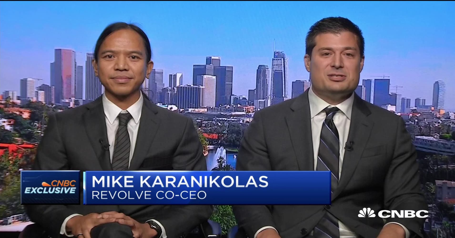 Revolve co-CEOs Michael Mente and Mike Karanikolas on Q2 earnings