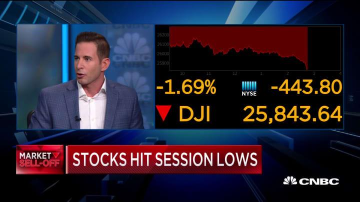 HGTV's Tarek El Moussa on the home flipping market slowdown