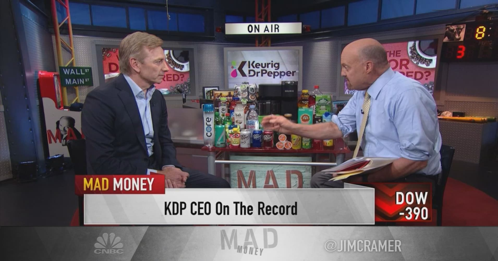 K-cup maker CEO says single pods in the US will be recyclable by end of 2020