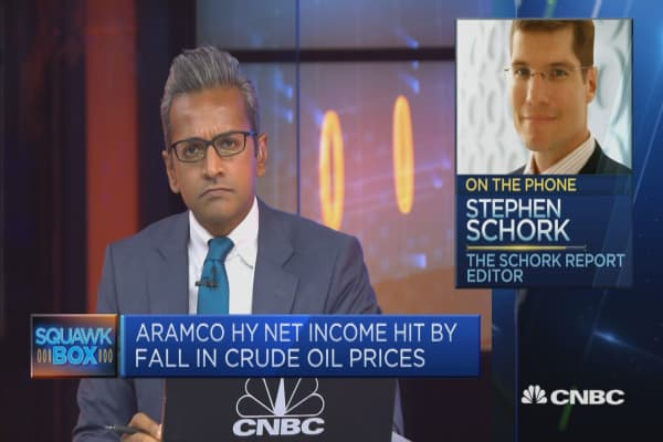 Aramco IPO may come 'sooner rather than later': The Schork Report thumbnail