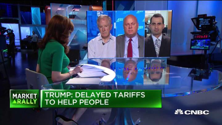 Tariff delay a domestic, political move: Asia economist