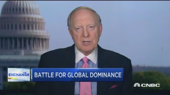 Why this monetary policy expert doubts there would ever be another Plaza Accord
