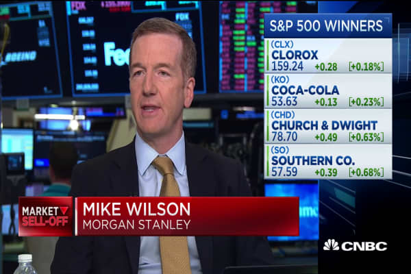 Recession hinges on the labor market: Morgan Stanley's Mike Wilson