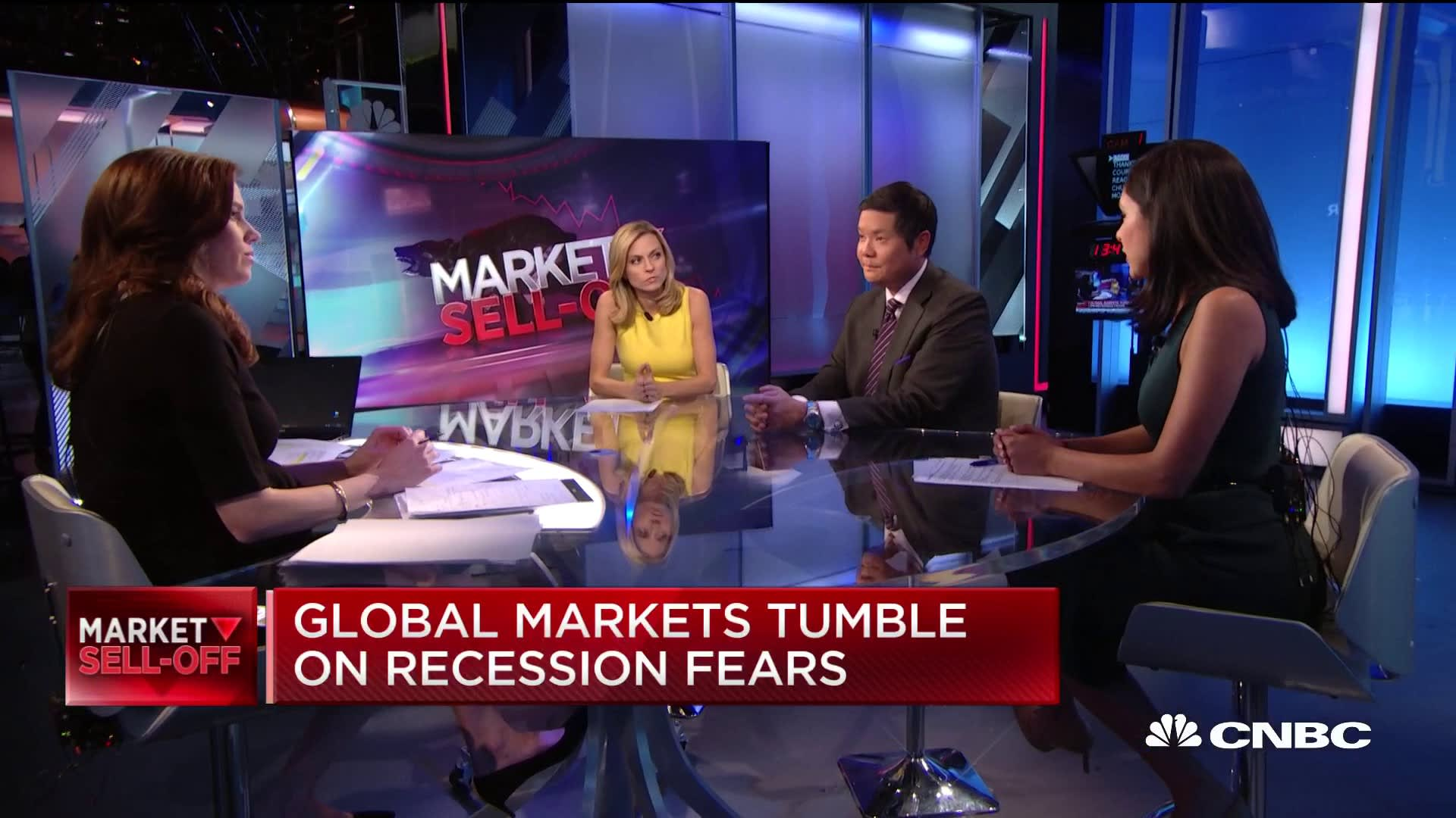 CNBC's The Exchange: Business News, Investing, Market Analysis