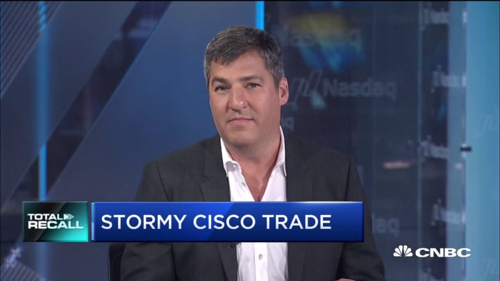 What's next for this Cisco trade?