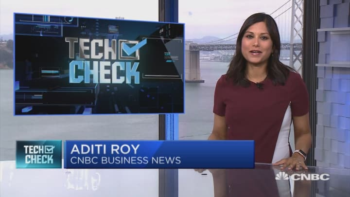 CNBC Tech Check Evening Edition: August 19, 2019