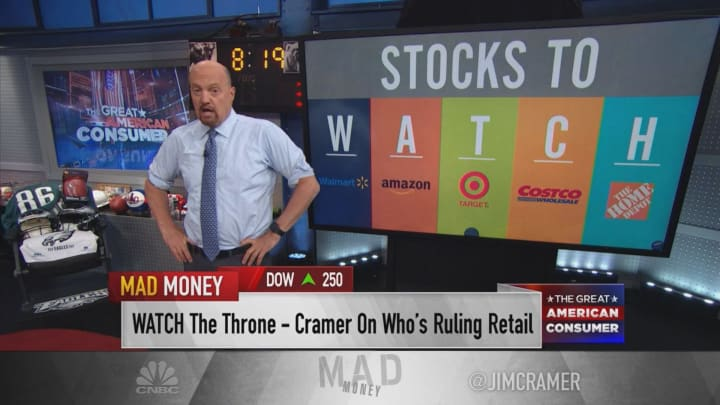 Retailers shift along with generational change tastes: Cramer