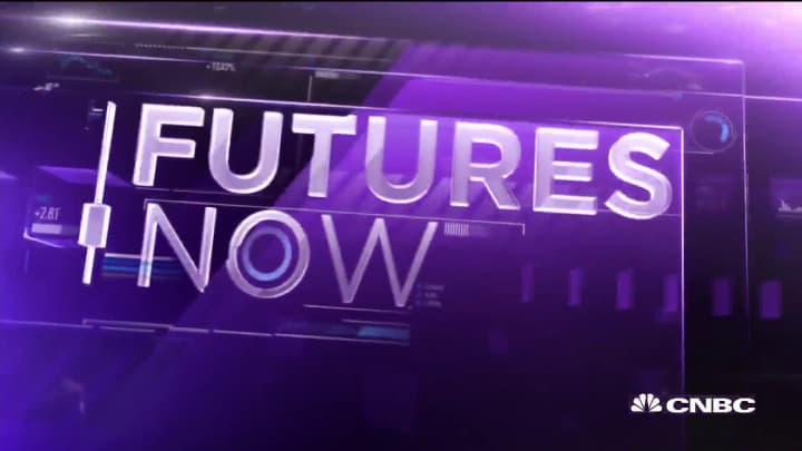 Futures Now: Crude oil bounces back, but traders don't agree on where it could be headed
