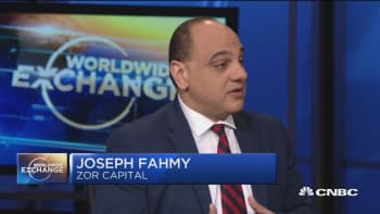 Fahmy: After great market moves to start the year, it's normal now to consolidate those gains