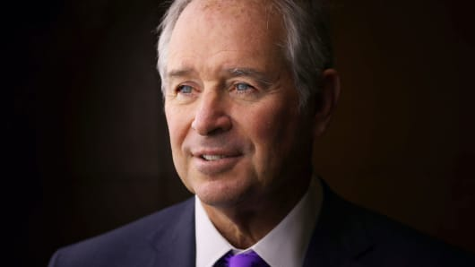 Steve Schwarzman of Blackstone