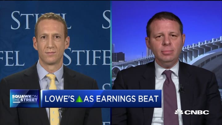 Healthy consumer driving strong retail earnings, says analyst