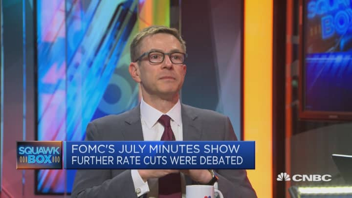 The yield curve alone cannot predict a recession: Former Fed governor