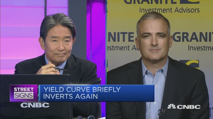 Hard to peg this inverted yield curve as a 'typical' one: Investor