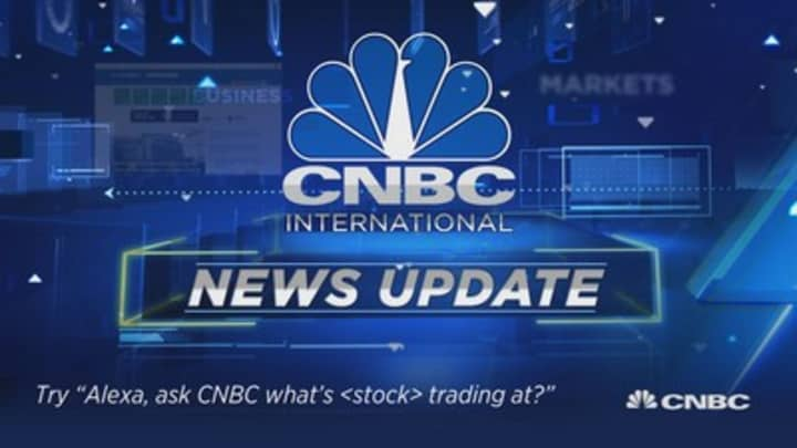CNBC International Premarket Briefing: August 22, 2019