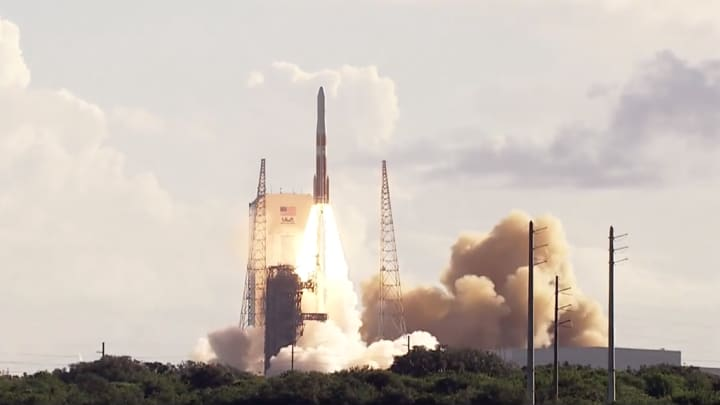Boeing and Lockheed Martin just launched the Delta IV rocket's final flight