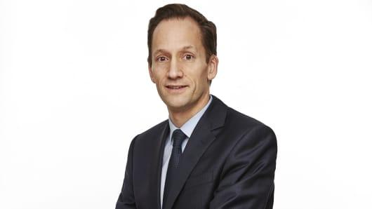 Paul Edgecliffe-Johnson, Chief Financial Officer IHG.