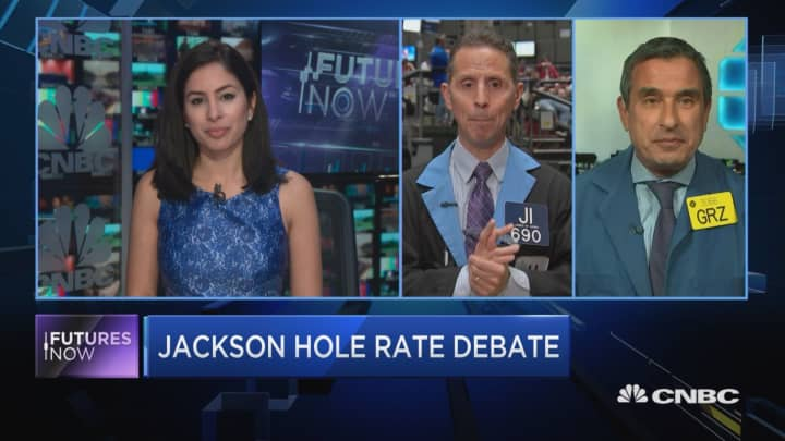 As Jackson Hole meeting kicks off, here's how to play the 10-year note