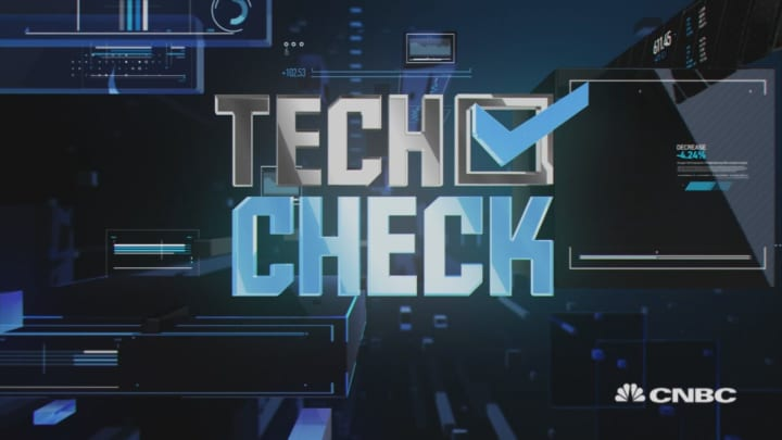 CNBC Tech Check Evening Edition: August 22, 2019
