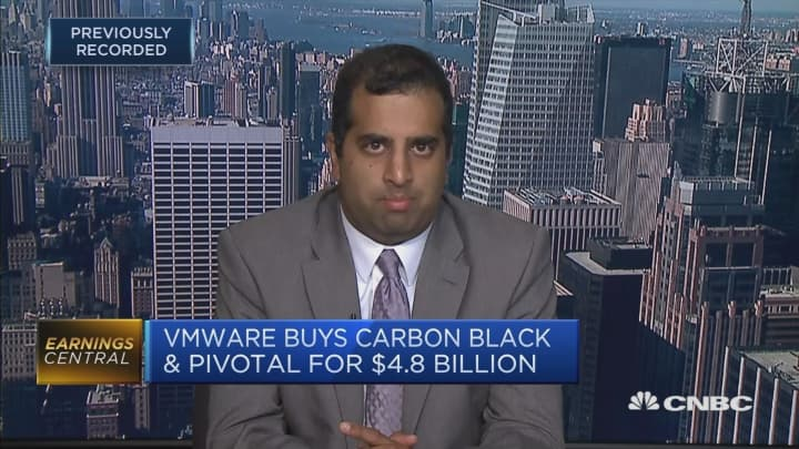 A look at the impact of VMware's latest acqusitions