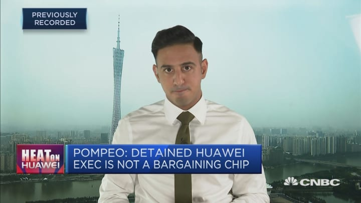 Discussing China-Canada relations in light of Huawei case
