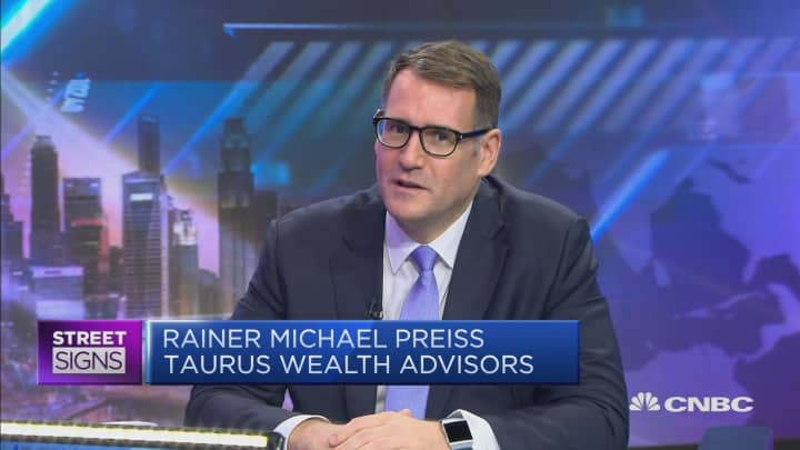 Powell is between a rock and a hard place: Taurus Wealth Advisors