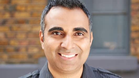 Harsh Sinha, TransferWise CTO.