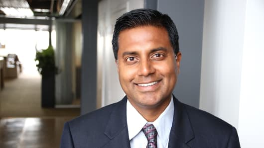 Sineesh Keshav, Chief Technology Officer Prologis.