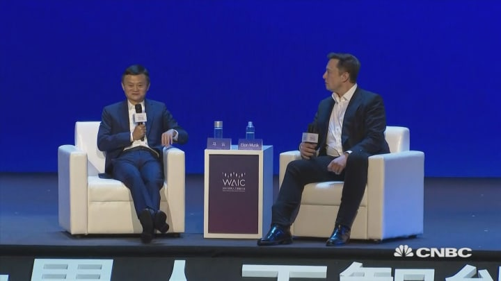 People should work three days a week, four hours a day: Jack Ma