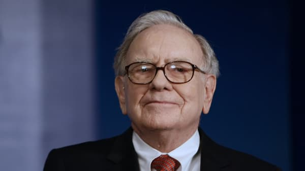 Warren Buffett, chairman and CEO of Berkshire Hathaway Inc