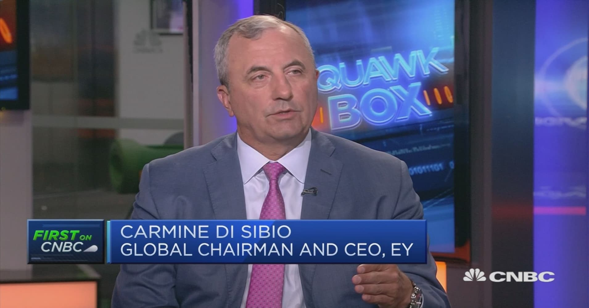 EY CEO: Clients want to diversify their supply chain amid trade war