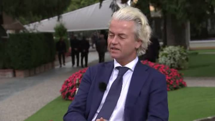 Geert Wilders: EU wanted to make an example of Britain for Brexit