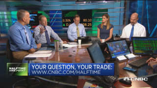 CNBC's Fast Money: Halftime Report: Stocks, Investing