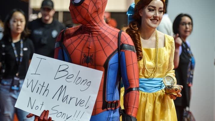 Sony enrages Spider-Man fans with comments about Marvel's