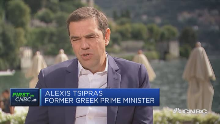 Brexit damage will be huge for everyone — especially strong EU states, Alexis Tsipras says