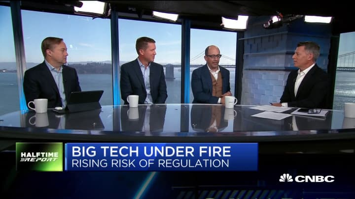 Regulators going after tech looking at 'yesterday's issues': Former Twitter CEO