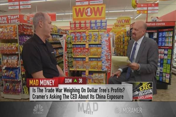 Dollar Tree CEO on mitigating China tariffs: 'We play hardball'