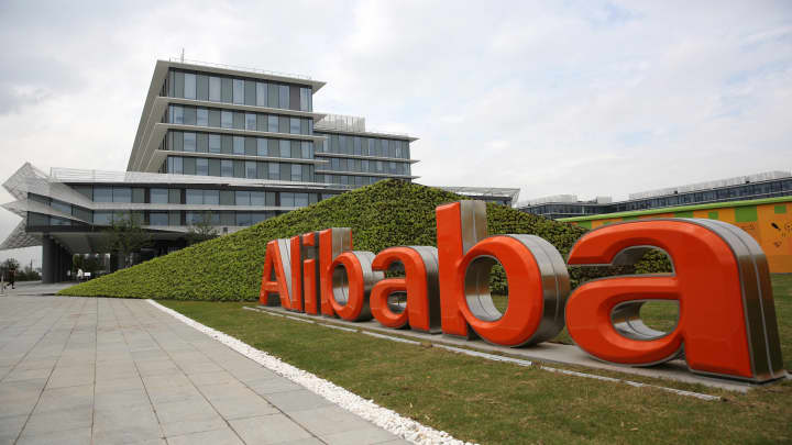 We went inside Alibaba's global headquarters
