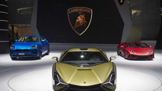 Fastest,ever Lamborghini gets power boost from MIT developed