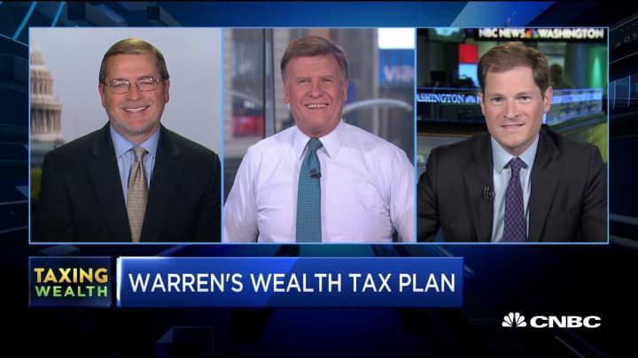 Two policy experts debate the effectiveness of Elizabeth Warren's tax plan