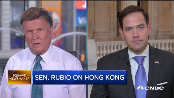 Sen. Marco Rubio: We must ensure federal worker retirement funds are not invested in China