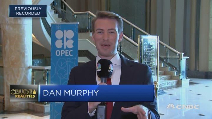 OPEC has lowered oil demand forecast, citing economic slowdown