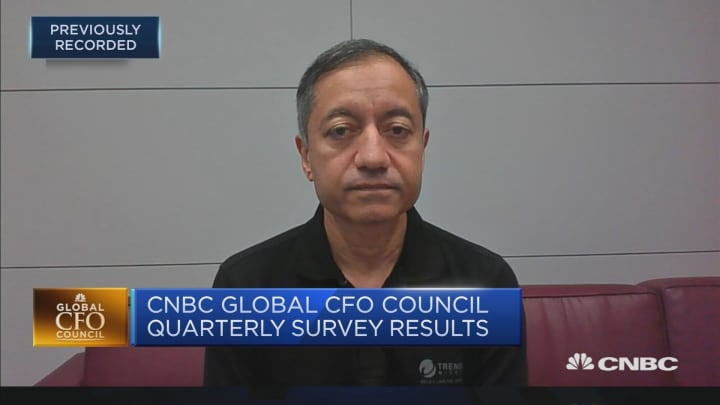 CFO: Long-term trade war could unravel the tech industry