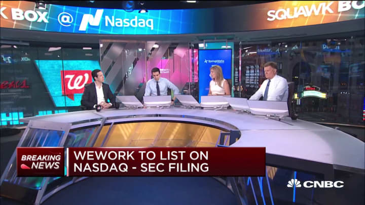 Bradley Tusk: WeWork had to address concerns about CEO before going public