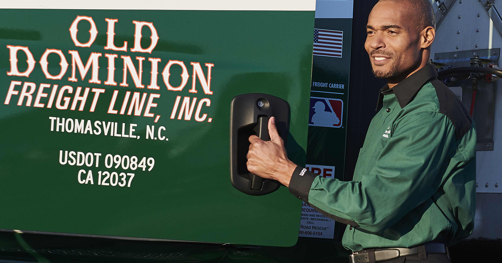 The driving force behind Old Dominion Freight Line