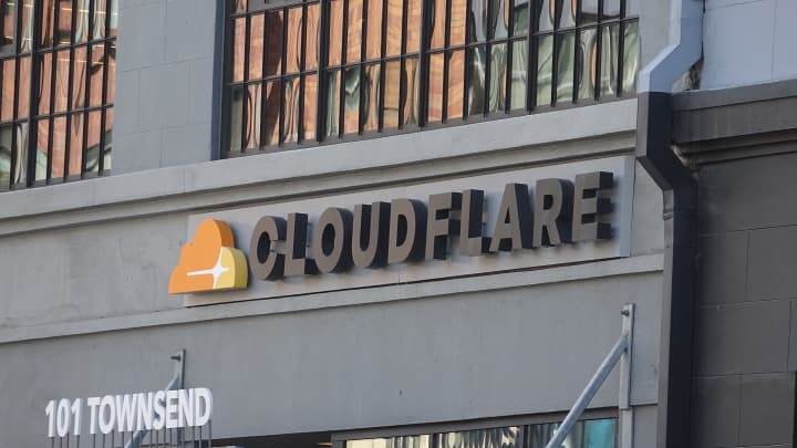 Cloudflare's CEO and COO on company's debut at the NYSE