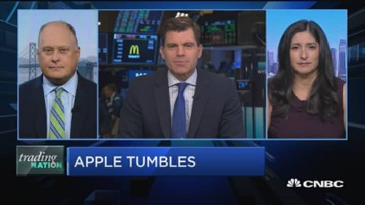 Buy shares of Apple at these levels, says research analyst