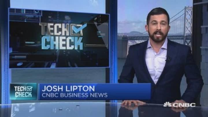 CNBC Tech Check Evening Edition: September 16, 2019