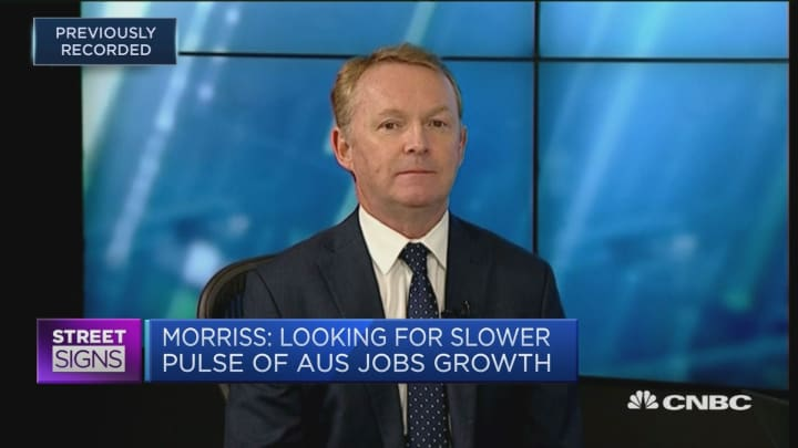 Possibility of negative rates in Australia is 'pretty small'