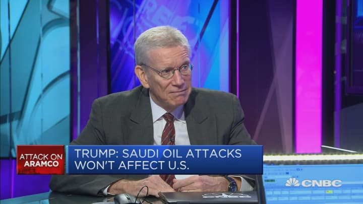 Attack on Saudi Arabia 'caught us all by surprise': Strategist