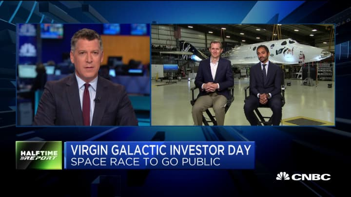Company will be profitable within a couple of years: Virgin Galactic CEO